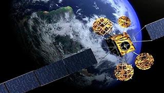 FAB começa a operar Satélite Geoestacionário