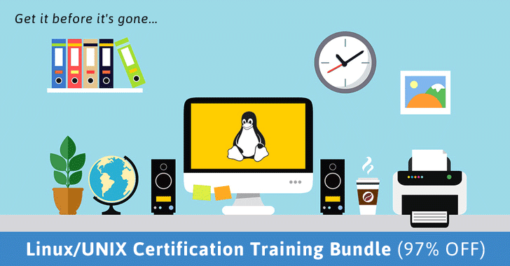 THN Deal: Complete Linux Certification Training (Save 97%)
