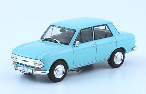 Grandes autos memorables Datsun Bluebird 410