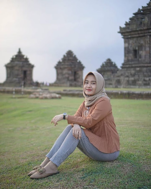 Hijaber Modern From Jogjakarta