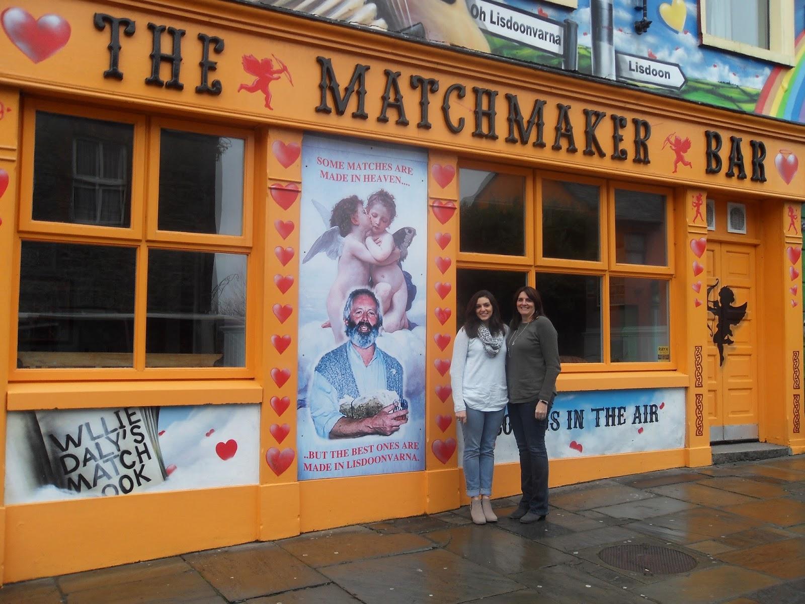 Mer från Belfast matchmaking