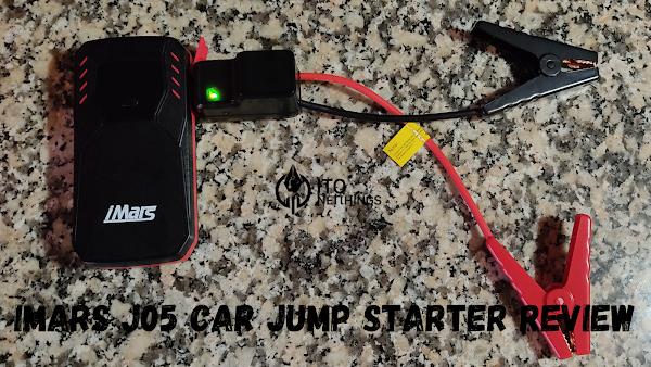 iMars J05 Car Jump Starter Review