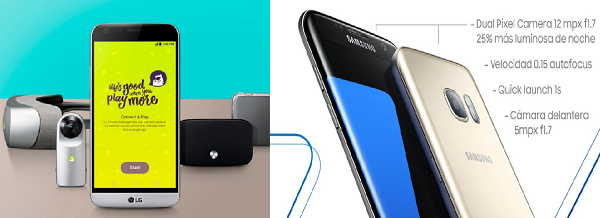 YoAndroideo.com: MWC día 0 - LG y Samsung presentan su artillería