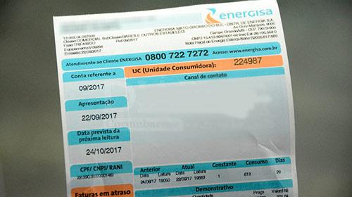 Conta de energia no Tocantins terá aumento de até 8,54% a partir do próximo sábado, 4 de julho