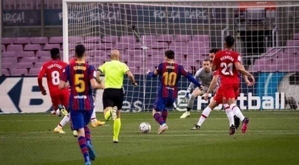 غرناطة يحقق مفاجأة من العيار الثقيل ويحرم برشلونة من الانفراد بصدارة الليغا