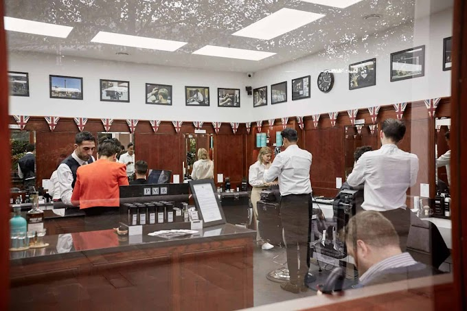 Barber Jobs | Pall Mall Barbers London | London Barber Jobs