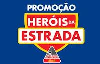 Promoção Heróis da Estrada Clube Irmão Caminhoneiro Shell