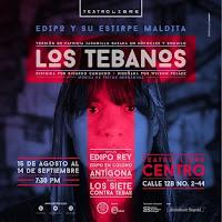POS1 LOS TEBANOS | Teatro Libre