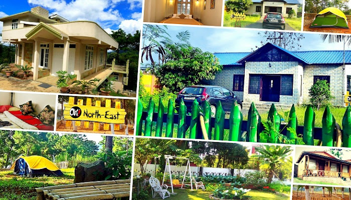 6 Cheapest but Beautiful Homestays and Travellers' Hostels in Guwahati for backpackers and solo travellers | #OKTravel