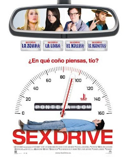 Cartel de Sex Drive