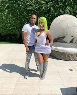 Nicki Minaj husband photo