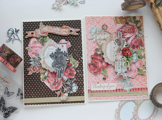 Creating Embellishments with Stamps