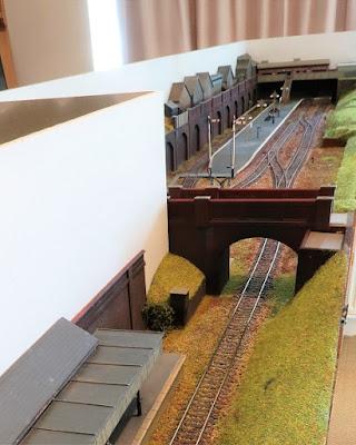Hopwood model railway layout