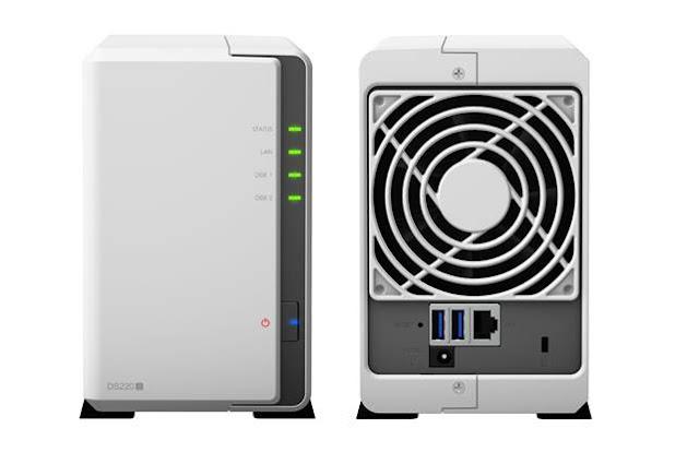 Cara Membuat Server Multimedia dengan Network Attached Storage (NAS)