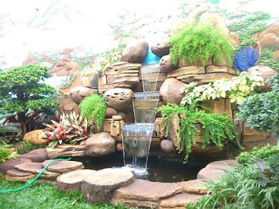 garden style - harga jasa kolam ikan