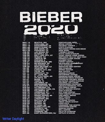 Berita Justin Bieber, #Bieber2020