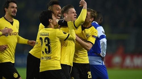 Lukasz Piszczek vẫn đang tiếp tục chứng tỏ mình là cầu thủ quan trọng ở Dortmund