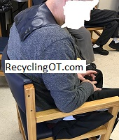 The Recycling Occupational Therapist Simple Sensory Motor