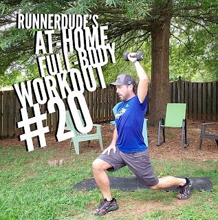 RunnerDude s At-Home Full-Body Workout #20