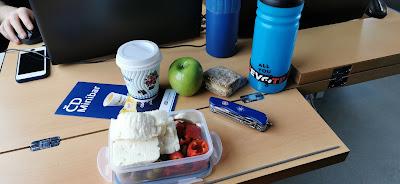 Metabolic Balance oběd na cestách
