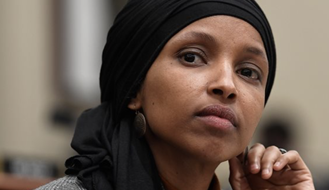 Oh the Irony: Here Was Omar's Response to the CA Synagogue Shooting