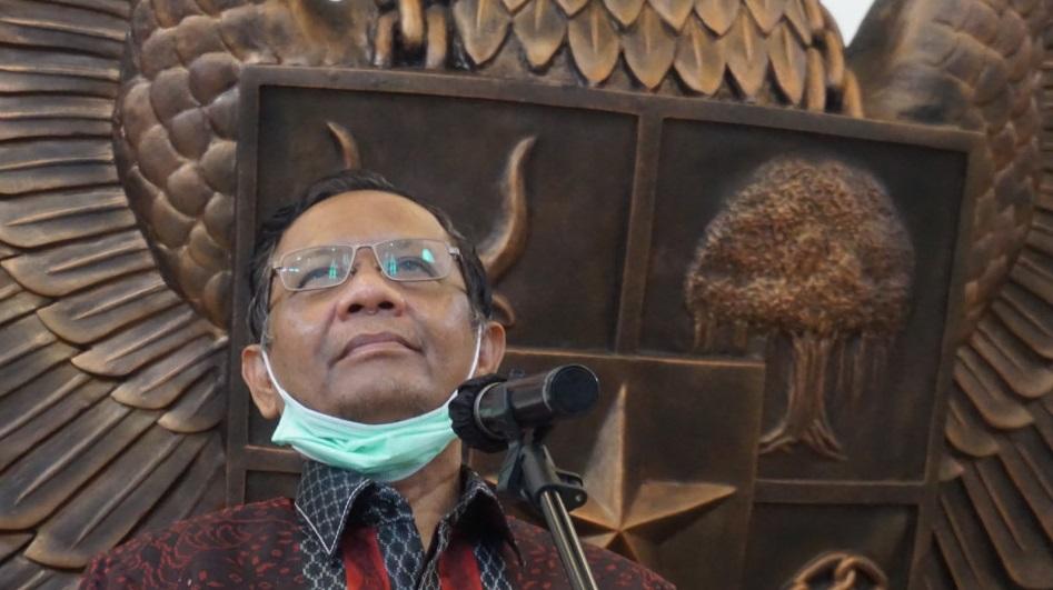 Gedung Kejagung Terbakar, Mahfud MD: Jangan-jangan ini Sabotase