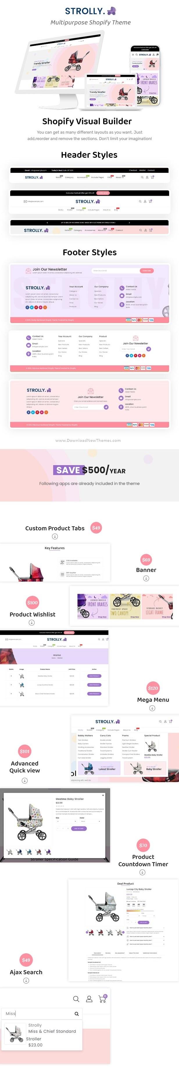Single Product Shopify Theme