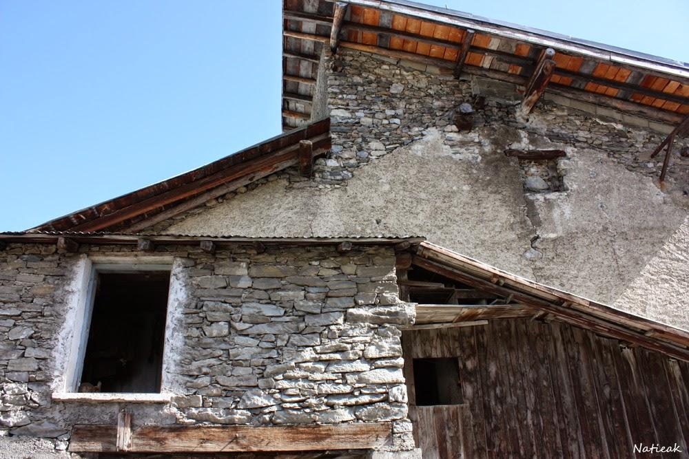 vieille demeure d'aussois