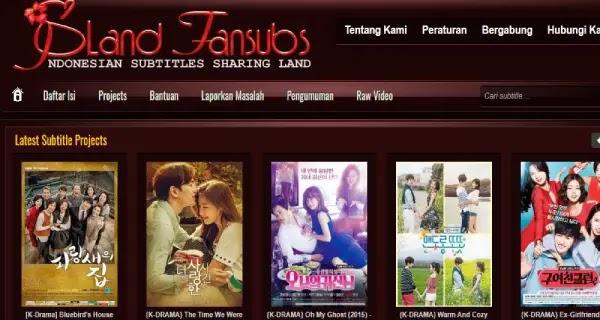 situs download subtitle drama korea