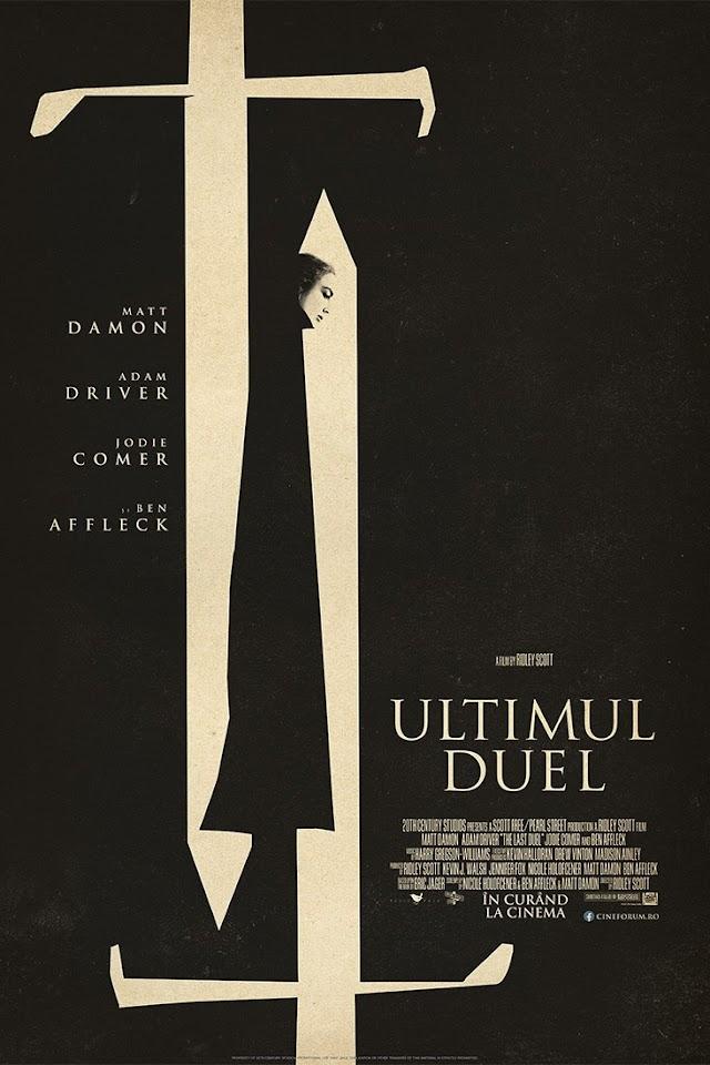 The Last Duel (Trailer Film 2021) Ultimul duel