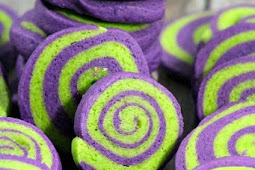 Halloween Pinwheel Cookies Recipe