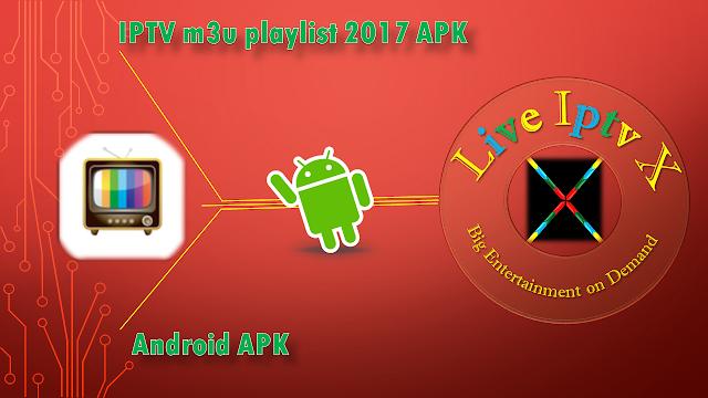 IPTV m3u 2017 APK