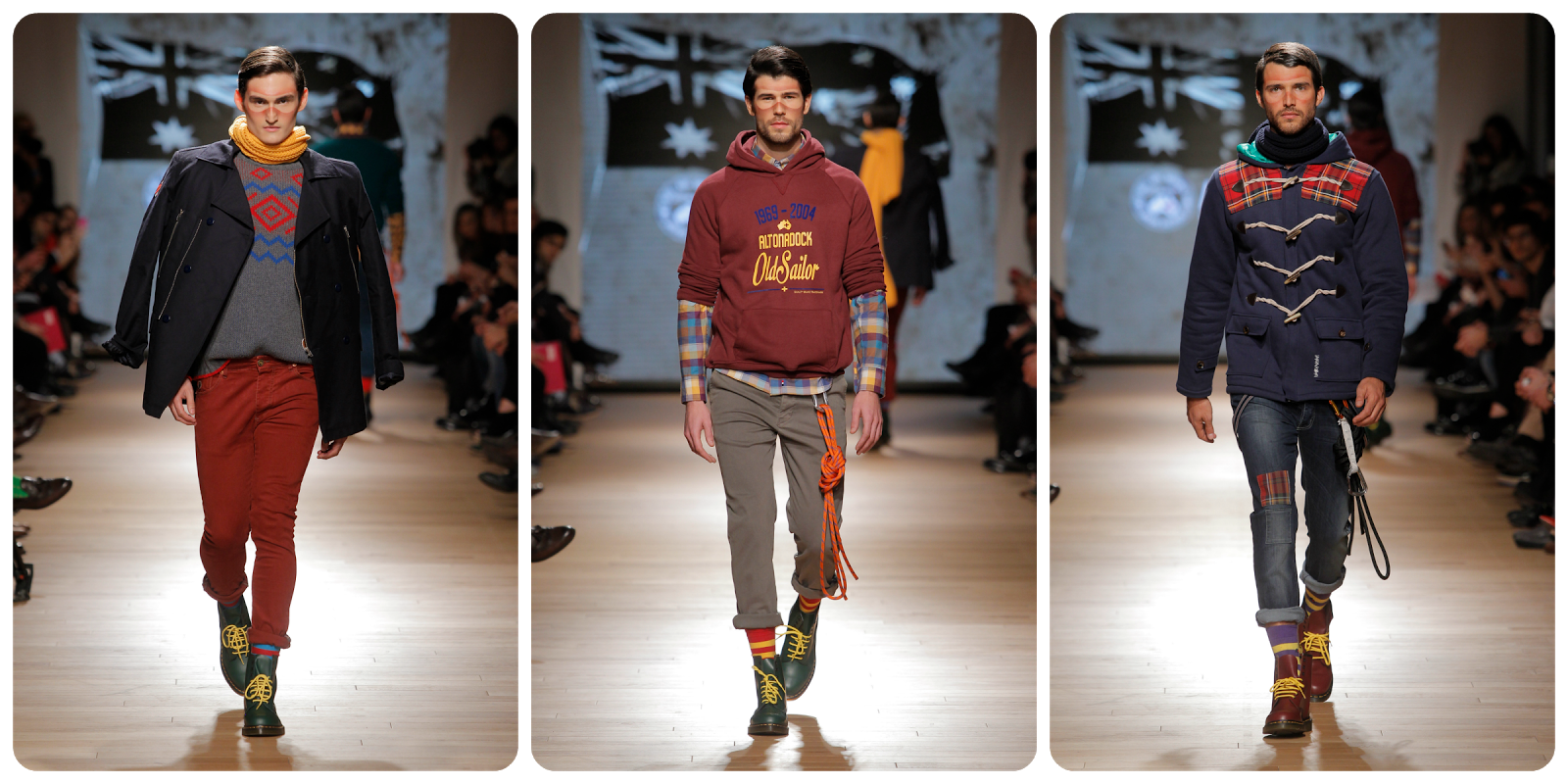 Poco Altona Javito Andcool Moda Masculina Madrid Fashion Show Men