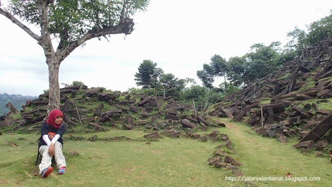 gunung padang, situs megalitikum