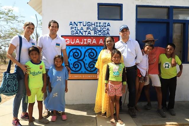 En diciembre siete municipios del sur de La Guajira tendrán nuevo operador regional de Servicios Públicos Domiciliarios