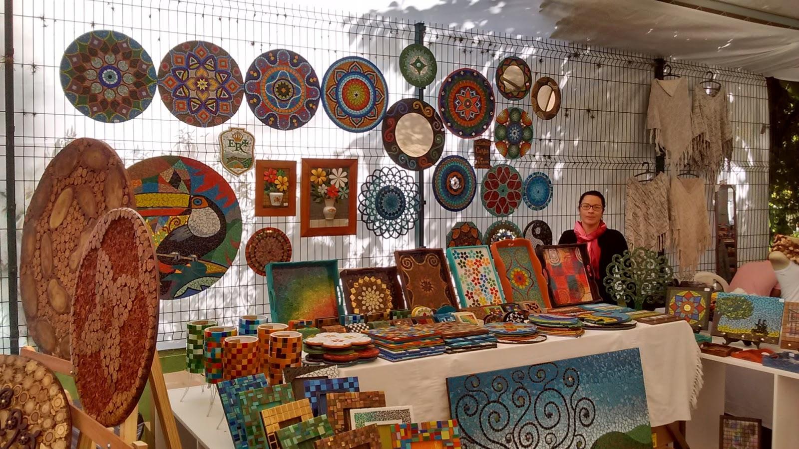 Armario Salon Segunda Mano ~ Arte Livre Mosaico Feira do Artesanato Mineiro S u00e3o Lourenço MG 14 06 a 18 06 2017
