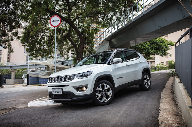 Jeep Compass surpreende com o número de vendas