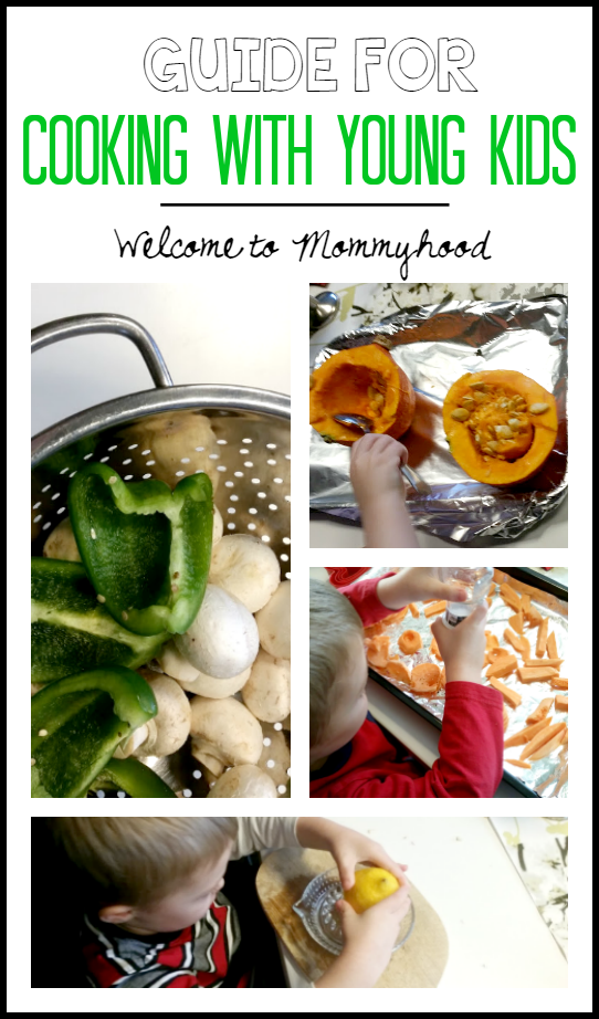Guide for cooking with young kids under 5 by Welcome to Mommyhood #montessori, #practicallife, #cookingwithkids