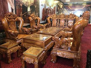 Đồ gỗ nội thất đẹp giá rẻ tại Thanh Hóa