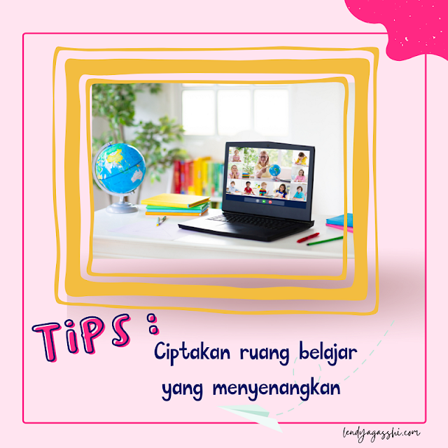 Tips ruang belajar yang menyenangkan untuk anak belajar