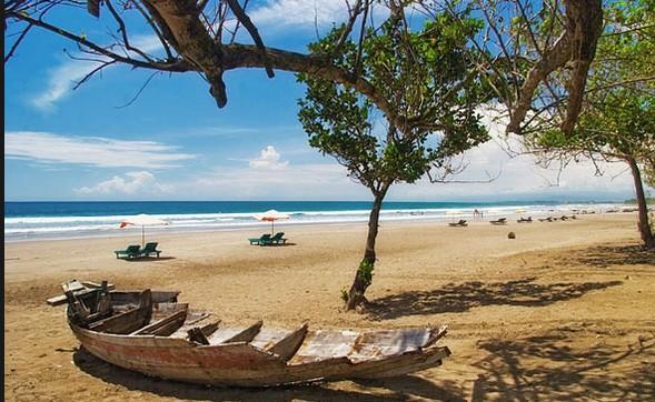 Destinasti Objek Wisata Pantai Legian Di Kuta Badung Bali