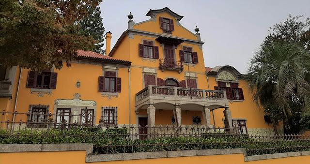 fachada da Casa São Roque