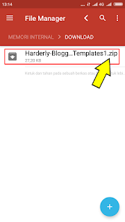 Cara gampang membuka berkas Zip atau RAR menggunakan aplikasi Android