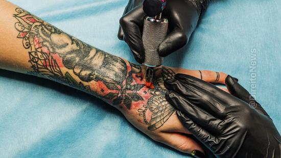 tj falta disciplinar detento tatuagem prisao