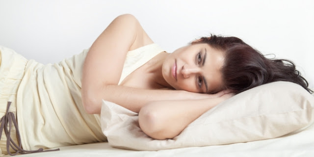 Tidur Terganggu Berpotensi Sebabkan Depresi