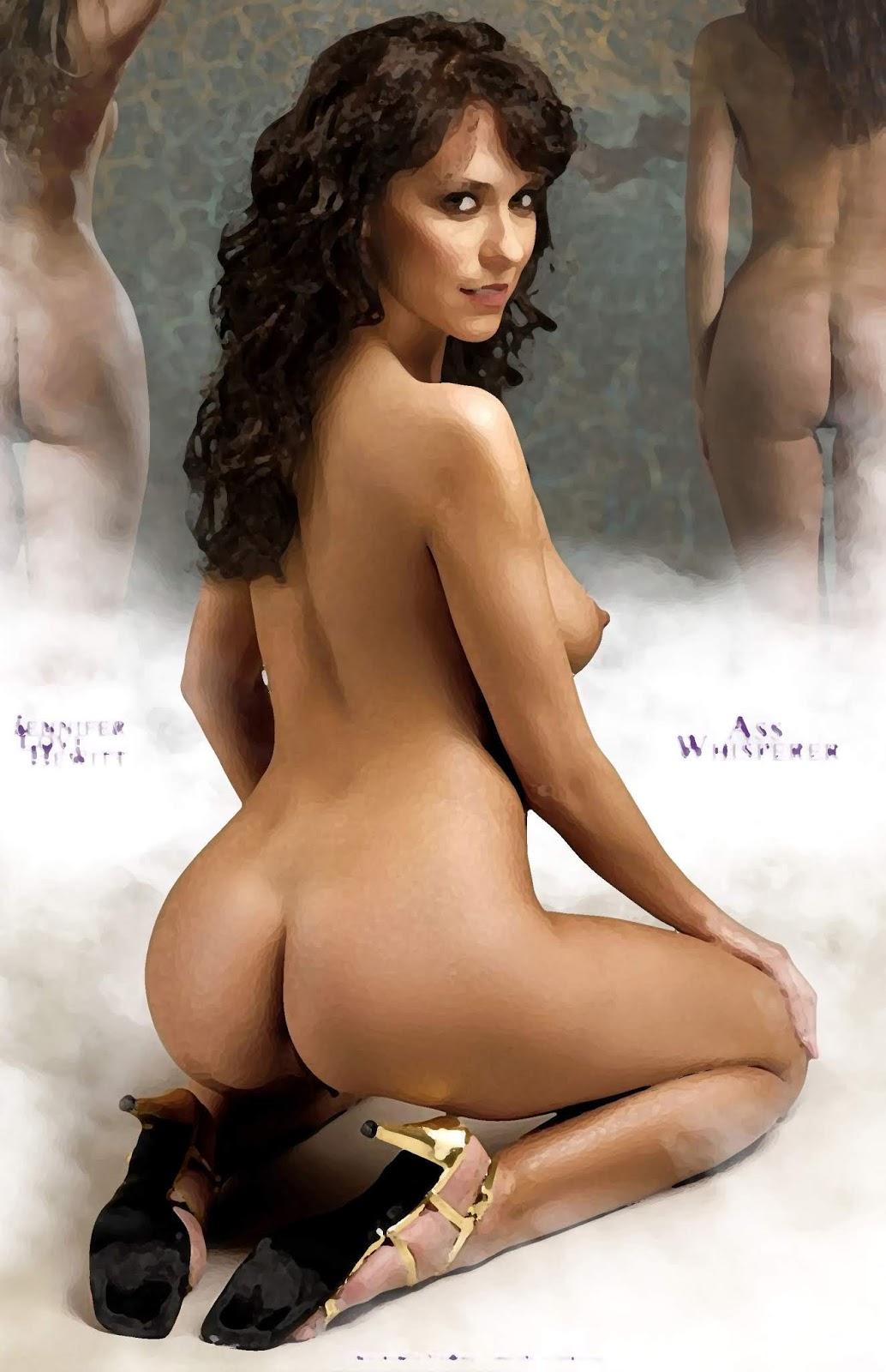 Jennifer Love Hewitt Celebrities Naked