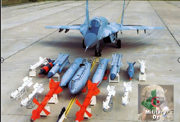 MiG-29M / M2 الميج 29 ام 2 ام