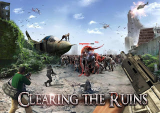 The Last City: Rebuild Homeland MOD Apk - Free Download Android Game