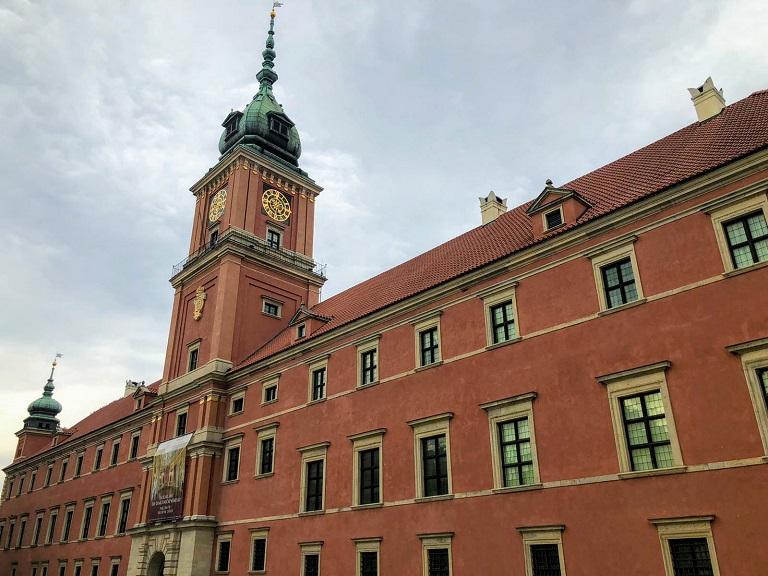 que-ver-varsovia-castillo-real