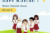 Modul Kelas 6 Tema 2 Sekolah Dasar Belajar Dari Rumah